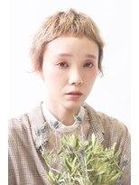 エゴヘアコレクション(EGO HAIR COLLECTION))ピュアホワイト ベリーショート