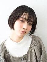 グエンコ(Guenco)黒髪 × 似合わせショート