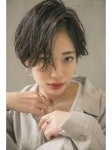 スタンド バイ ヘアー(STAND By HAIR)【STAND By HAIR 】軽やかな色気髪艶ショート