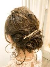 ファレ(Hair set salon phalae)ルーズアップ