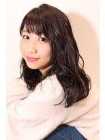 メル アミ(mer ami)ツヤ髪☆ラベンダーグレージュ