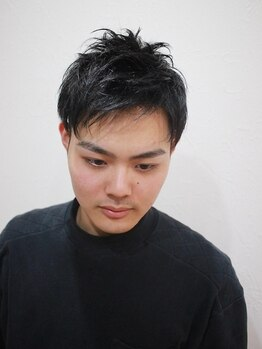 メンズ ヘア ラニ(mens hair LLaNi)の写真/《メンズ専用サロン》ひげ・眉の身だしなみを整え第一印象UP♪イケてるメンズはまずお顔の整えから★