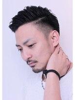 ブラットバイユイト(Brat by huit 8)barber風メンズスタイル