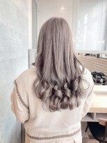 ルージュ(Rouge)【カラーリスト 山口槙也】夏に向けてのゆるふわレイヤーヘア