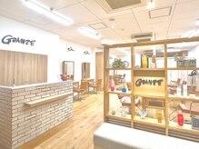 グランジュ 梅田店(GRANZE)の雰囲気(温かみのあるベージュで統一された癒しの空間☆)