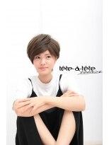 テーターテート 白子店(tete-a-tete)【カーキ】×【マニッシュ】 tuka