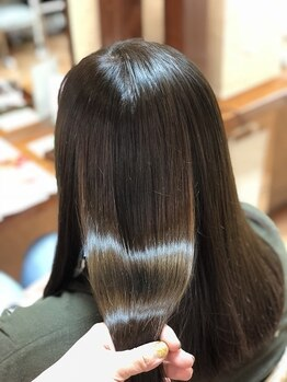 """ヘアープランニング ゼロ(Hair Planning ZERO)の写真/【髪質改善のプロ集団♪】カウンセリングであなたの髪質を見極め、""""オーダーメイド""""に仕上げます!"""