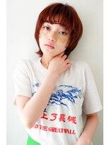 ラフィス ヘアーピュール 梅田茶屋町店(La fith hair pur)【La fith】外国人風×ショートスタイル