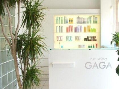 ヘアラウンジガガ(Hair Lounge GAGA)の写真
