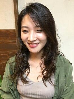 モクヘアー(moku hair)の写真/しっかりパーマ~ふんわり可愛いデジパまで貴方好みのスタイルに☆自宅でのスタイリング法も伝授致します◎