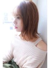 オーシャン ヘアライフ(OCEAN Hair Life)[OCEAN Hair&Life]大人の切りっぱなし☆外ハネ大人ボブ☆