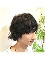 メンズパーマスタイル【neolive sango北千住西口店】