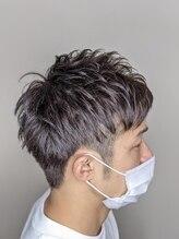 ソーホーヘアーアンドデザイン 姪浜店(SOHO Hair&Design)★SNSで話題★透明感カラー