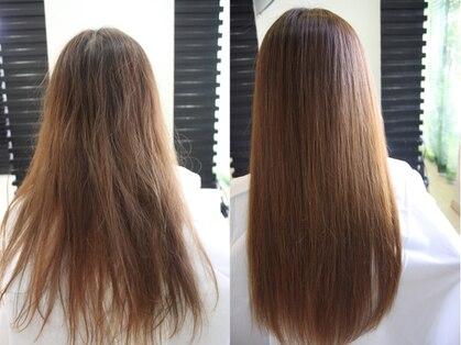 シム ヘア カナゾノ(C.I.M hair kanazono)の写真