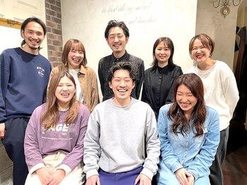 リルアンドウィッシュ 吉祥寺(Liru&WISH)の写真/【JAPAN HAIRDRESSING AWARDS】受賞者やセミナー講師・ファッション誌掲載Stylistがアナタを担当♪