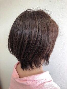 シャイニング ヤマテ(Shining yamate)の写真/《八事日赤》頭の形や髪質に合わせて1番似合うショートに♪キレイなシルエットで全体のスタイルまで美しく