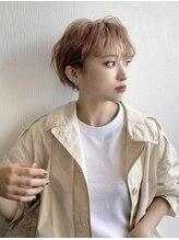 ヘアープレイス ヴィブ(hair place VIVE)obata iori
