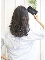 アルターリール(aL ter Rire)【尚平】新色☆アディクシーカラー ダークサファイアグレージュ