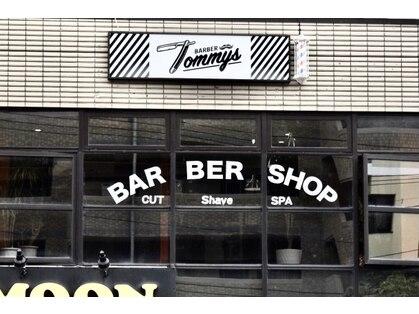 バーバートミーズ(BARBER Tommy's)の写真