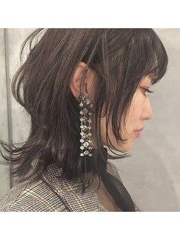 ヘアーズ レアリスト(hair's rea list)の写真/髪クセの原因を見極め必要なケアをご提案。髪のお悩みは【hair's rea-list】のプロフェッショナルにお任せ!