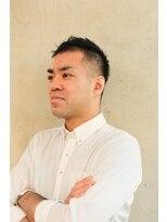 【&-hair西葛西】スキンフェード