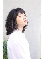 アンバースデー(UNBIRTHDAY)重め外ハネボブ【福井菜々子】