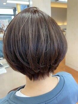 ザボヘアーデザイン(ZABO hair design)の写真/見られたいイメージ魅せたいイメージをヘアデザインとメイクで印象プロデュース♪<当日予約OK/駐車場完備>