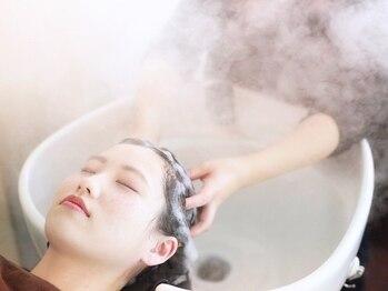 ゴシップヘアー(GOSSIP HAIR)の写真/銀座の某有名エステサロン監修の至福の極上ヘットスパ!髪や頭皮はもちろん、心からの癒しを…♪