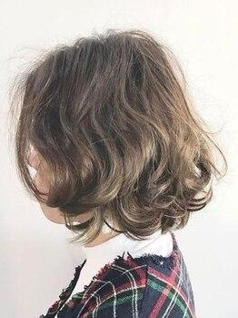ヘアアンドライフスタイル ソーホー(hair and lifestyle SOHO)の写真/パーソナルカラー、トレンドヘアなら《hair and lifestyle SOHO》へ!自宅でのケア方法もお任せください☆