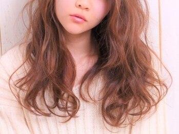 アド もんでんの写真/【和漢彩染取扱店】地肌に触れるものだからこそ、極限までやさしく。染めるたびハリコシを実感する髪に!