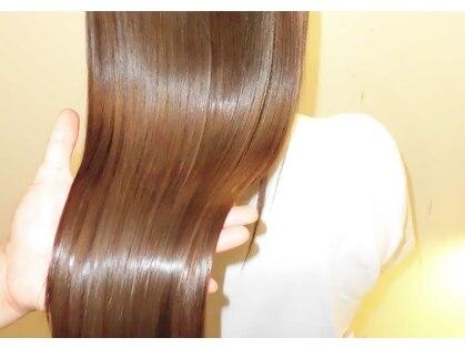 コッコロ ヘアー ルーム 桂本店(Coccolo Hair Room)の写真