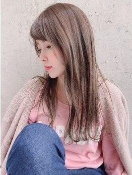 マリアージュバイジュノ(mariage by Juno)の写真/ナチュラルで柔かい潤い縮毛矯正が自慢♪くせ毛や毛量、パサつく髪にお悩みの方はぜひぜひお試しあれ♪