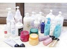 ヘアーリゾートガーデン つくばみらい店(Hair Resort Garden)の雰囲気(トリートメントの品揃えは10種類!【つくばみらい・みらい平】)