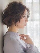 オジコ(ojiko)☆月曜日も営業☆【ojiko.】オトナ女性のショートボブ