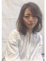 カラー専門店 セカンズ(2ndS)8レベル スモーキーマットアッシュ