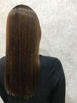 セブン ヘア ワークス(Seven Hair Works)[セブンヘア] ストレートパーマ