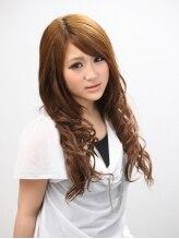 サクラ 梅津店(SAKURA)ふんわりパーマに髪質改善カラーon