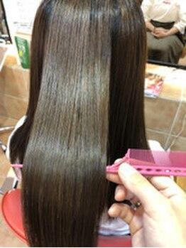 ラ カスタ マ メゾン イトエ(La CASTA ma maisonn'ee itoe)の写真/パーマやカラーのダメージが気になるあなた!極上アミノトリートメントで潤ツヤ髪を手に入れませんか?