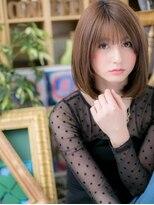 *+COVER HAIR+*…サラツヤ★スイートミディa!