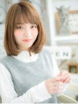 ■mod's越谷2■まろやか☆大人かわいい前下がりワンカール