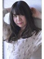 アトリエ ドングリ(Atelier Donguri)『髪質改善』silber greige