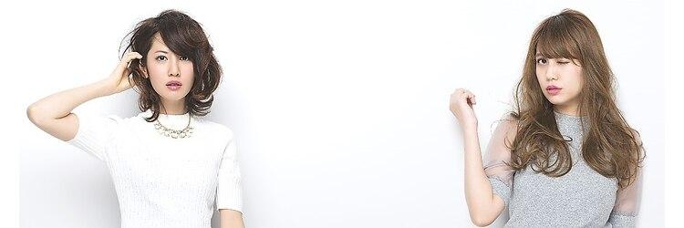オッジヘアー(oggi si hair)のサロンヘッダー