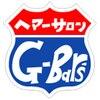 ヘアーサロン ジーバーズ(G-Bar's)のお店ロゴ