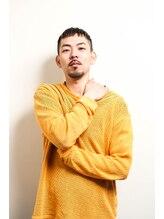 メリケン バーバーショップ 福岡(MERICAN BARBERSHOP FUK)山藤 貴宏