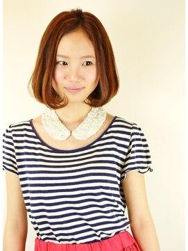 ヘアデザイン エソラ(hair design esora)フレンチマリンボブ
