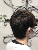 ローグヘアー 綾瀬店(Rogue HAIR)men'sカット《Rogue 柴崎》