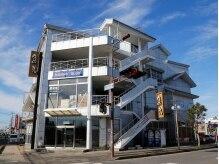 インディゴブルー 東金店(INDIGO BLUE)の雰囲気(駅近・2Fにあります。落ち着いた雰囲気のお店です。)