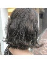 ヴィークス ヘア(vicus hair)[vicus hair 井上]ハイライトカラー×ボブ