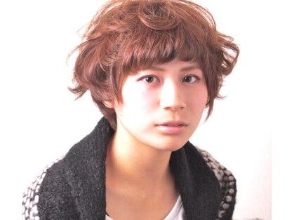 アトリエ ヘア デザイン コル(atelier hair design COR)の写真
