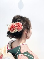 【Nemoto】♯成人式#くるりんぱ♯ゆるアレンジ【SOWELU】